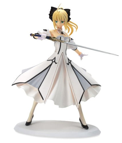 "7.5"" Fate Stay Night Saber Lily Banpresto SQ Figure 48640"