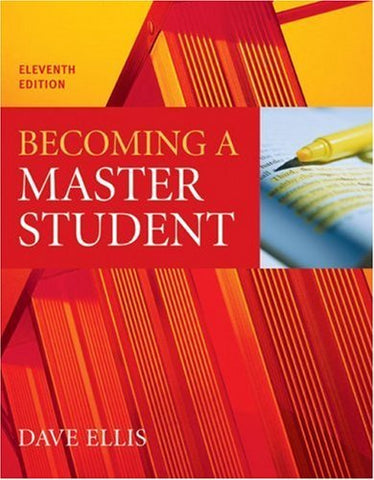 [[Format:Paperback]] [[Author:Ellis, Dave]] [[Edition:11]] [[ISBN-10:061846770X]] [[Condition:Used; Good]] [[binding:Paperback]] [[brand:Brand  Cengage Learning]] [[manufacturer:Cengage Learning]] [[number_of_pages:432]] [[publication_date:2004-12-17]]