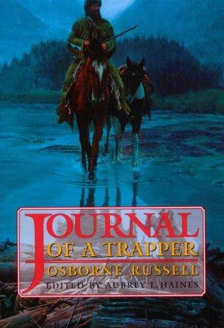 Journal of a Trapper (Paperback)