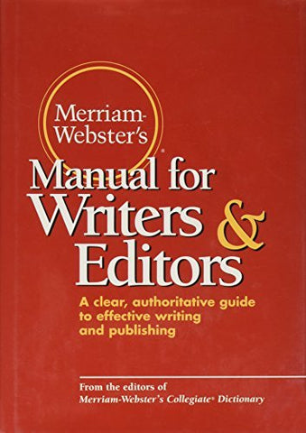 [[Format:Hardcover]] [[Author:Editors of Merriam-Webster's Coll. Dict.]] [[Edition:1st]] [[Condition:Used; Good]] [[ASIN:B001AC8VS0]] [[binding:Hardcover]] [[manufacturer:Merriam-Webster Inc.]] [[number_of_pages:424]] [[publication_date:1998-01-01]]