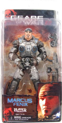 Gears of War NECA Series 3 Action Figure Marcus Fenix (GoW2 Version)