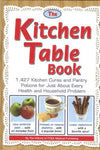 The Kitchen Table Book [Hardcover] The Editors of FC&A Medical Publishing