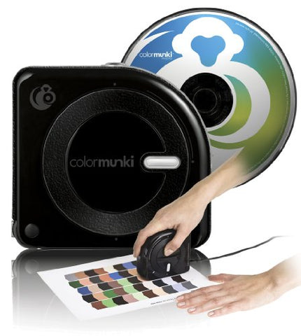 X-Rite ColorMunki Photo (CMUNPH) Color Matching Photography Spectrophotometer PC