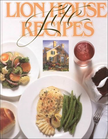 Lion House Lite Recipes Davis, Melba
