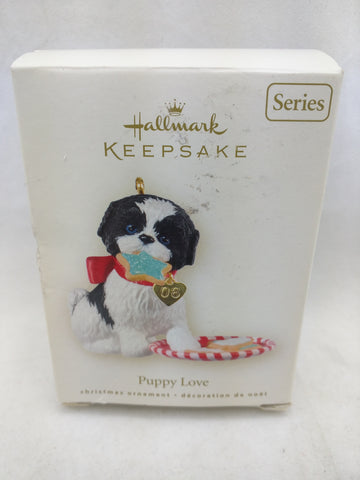 Hallmark Puppy Love Christmas Ornament 18