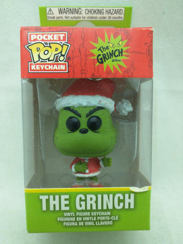 Pocket Pop Keychain The Grinch Figure