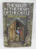 1st Dorothy Gilman The Maze in the Heart of the Castle HC Book