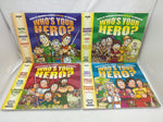 4 Set Who's Your Hero? Book of Mormon LDS Stories Children 1 2 3 4 Volume