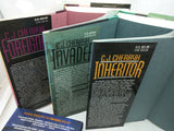 1st  Cherryh 6 Daw Set HC Book Foreigner Invader Inheritor Persecutor Defender Explorer