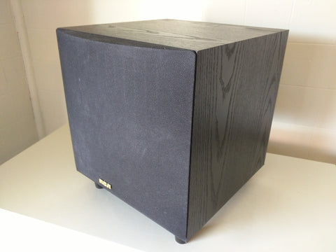 RCA Powered 60W Sub Subwoofer Pro-SW60P 40-5023 Speaker