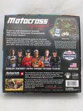 Lucas Oil Pro Motocross Championship Game Motorcycle BoardGame