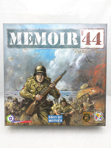 Memoir 44 Richard Borg Game D-Day BoardGame Days of Wonder Board Game