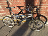 Royce Union T-18 FS 360 Bike BMX Bicycle SST Oryg FS360 Chrome