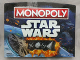 Star Wars Monopoly Hasbro Disney 2015 Game Boardgame