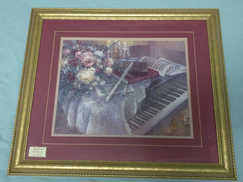 Lena Signed numbered Steinway piano