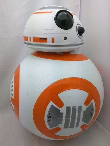 BB8 Droid no/cover Star Wars Large Electronic Lights Sounds Toy Display