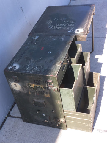 Army Field Desk Trunk Dresser