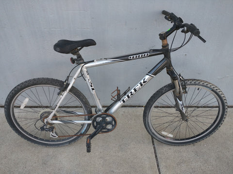 "21"" Trek 4100 ASL mountain bike bicycle 53.5cm"