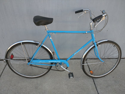 Schwinn Speedster Blue Bike Bicycle Vintage