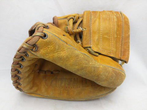 1070 Hollander Japan Rivet Small Baseball Glove Mitt Vintage