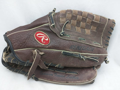 "RS130 13 "" Renegade Rawlings Baseball Glove Mitt"