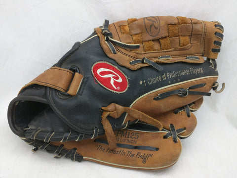 "PM125 13.5 "" Playmaker Rawlings Baseball Glove Mitt"