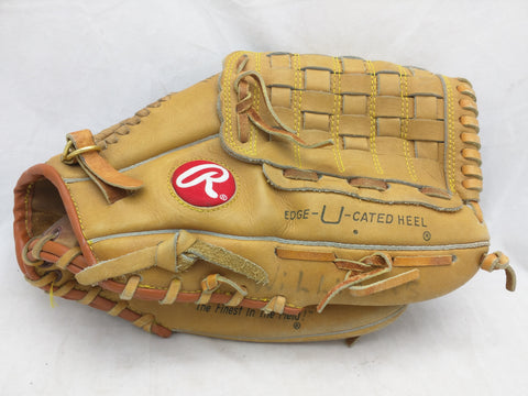 9380 Holdster Fastback Rawlings Baseball Glove Mitt Mark of a pro