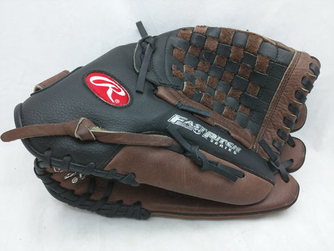 "FP1250 12.5 "" Fastpitch Softball Rawlings Baseball Glove Mitt"