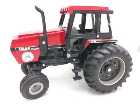2594 Tractor Case International Harvester Collector's Series May 1985 1/16