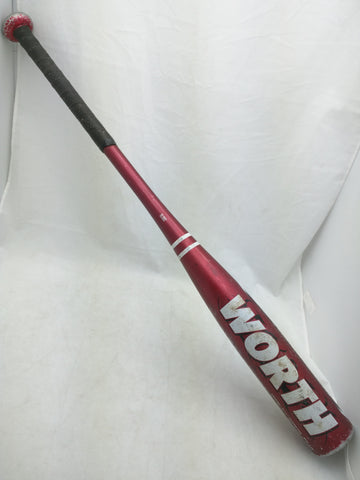 "YBW20 28 "" 18oz Wicked Worth Little League Baseball Bat"