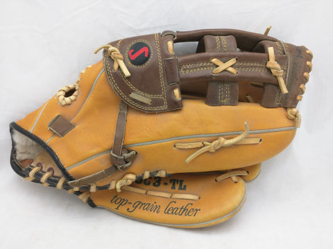 SC3-TL Competition Series Spalding AeroBack Softball Baseball Glove Mitt Large