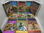 Tennis Shoes Among The Nephites 1-11 Set Chris Heimerdinger LDS Series Signed LDS Mormon