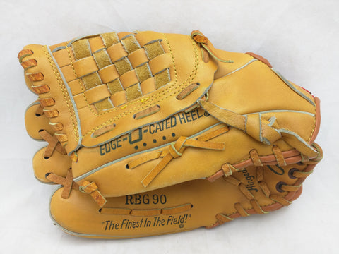 RBG90 Dave Winfield LHT Rawlings Endorsed Vintage Baseball Glove Mitt Leather