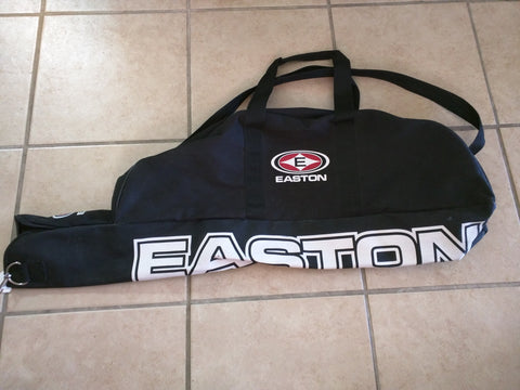 "Easton Black Bat Bag 34"" Softball Baseball Glove Mitt"