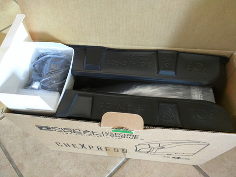 Digital Check CheXpress CX30 152000-01 Non-Inkjet Single Feed Check Scanner NOS