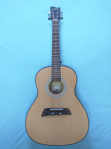 MG394 First Act Acoustic Guitar Youth Parlor