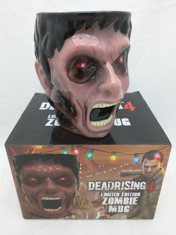 MUG Dead Rising 4 Limited Edition zombie halloween hand wash only