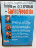6 David Marsh Swimming Faster DVD Distance Starts Butterfly Breast Free Medley