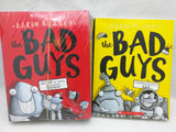 10 NEW The Bad Guys Guide to Being Good Aaron Blabey Lot Paperback Book
