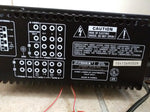 Fisher RS-646 Stereo Receiver W/Equalizer Tested AM/FM Radio Working AV Surround