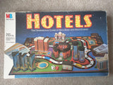 Make offer parts or all. Hotels Milton Bradley board game vintage
