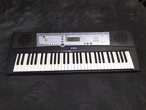 Yamaha YPT-200 keyboard electronic piano working