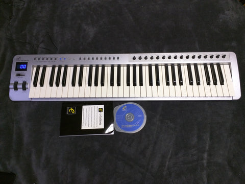 Evolution MK-36 1C USB PC Keyboard electronic piano portable synthesizer