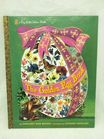 The Golden Egg Book Easter Big Little Golden