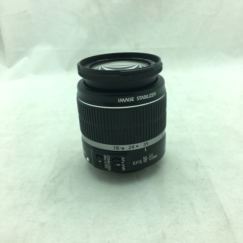 18-55mm 1:3.5-5.6 IS EF-S Canon Zoom Lens 58mm