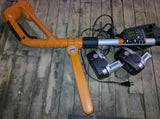 Worx Weed Trimmer Wacker Eater Cordless Battery Charger