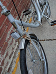 Unis single speed Folding Bicycle Bike Vintage 1980's FOR Apartment TRAVEL BOAT TRUNK #2