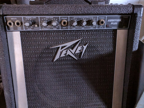 PEAVEY Electric Guitar Amp AUDITION PLUS 20W
