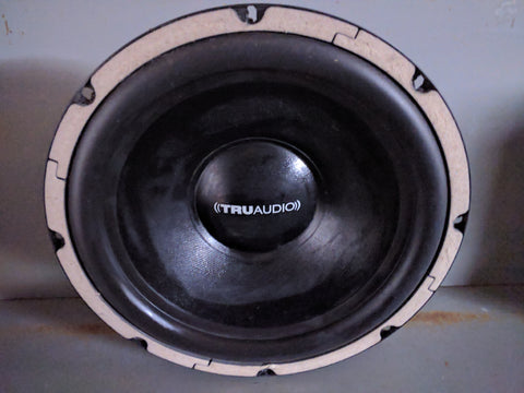 TRUAUDIO Tru Audio Speaker CS10 10 inch sub bass subwoofer