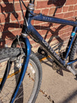 Cannondale M200 Blue Bike Bicycle Mountain Road Hybrid Adult